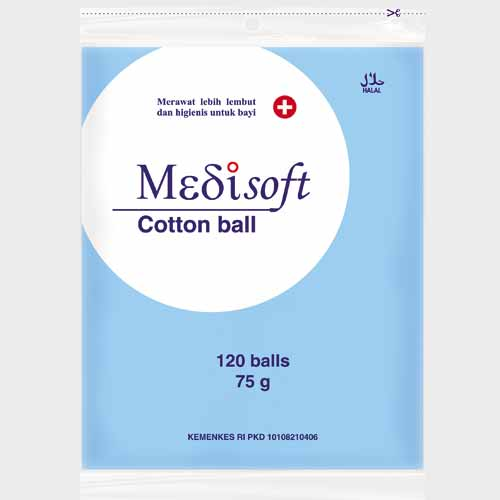 cotton ball, kapas budar