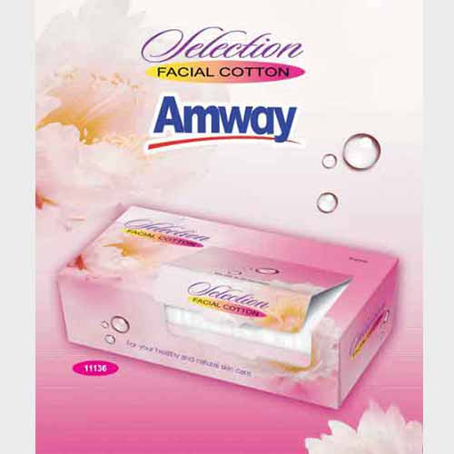 selection-amway-facial-cotton