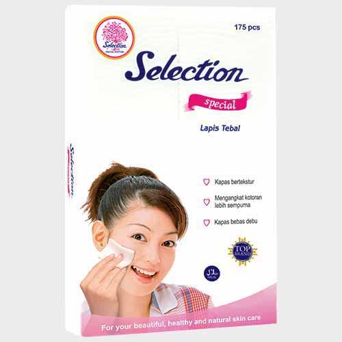facial cotton, kapas kecantikan, kapas wajah